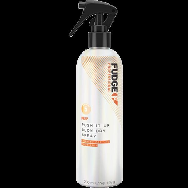Push It Up Blow Dry Spray Apimties suteikiantis purškiklis plaukams, 200ml