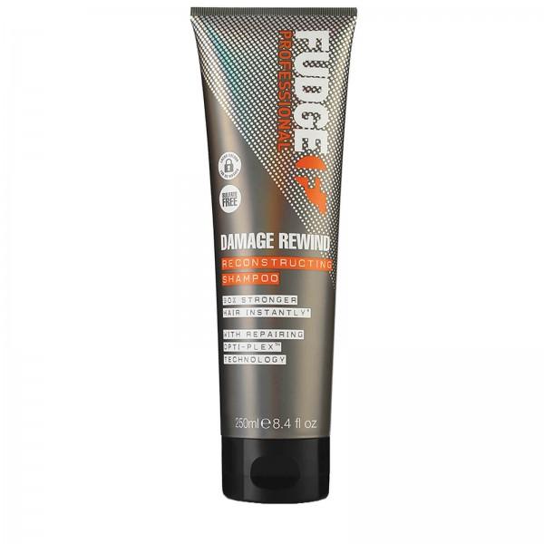 Damage Rewind Reconsruction Shampoo Atkuriamasis plaukŲ šampūnas, 250ml