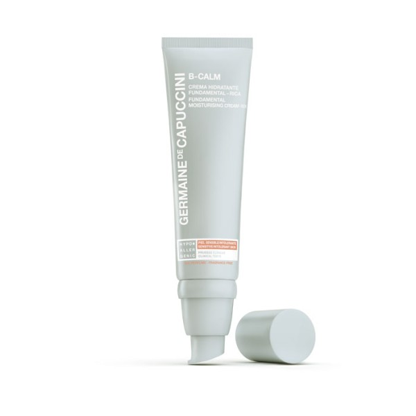 B-Calm Fundamental Moisturizing Cream Drėkinamasis raminantis kremas normaliai odai, 50ml