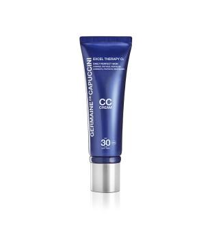 Germaine de Capuccini Excel Therapy O2 CC Cream SPF30 Beige Maskuojamasis odos kremas su deguonimi, 50ml   inbeauty.lt