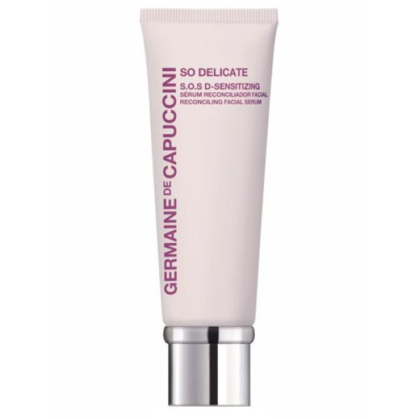 So Delicate Serum S.O.S. Serumas sudirgusiai odai, 30ml