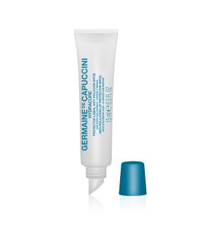 Germaine de Capuccini Hydracure Anti-Pollution Lip Protecting Balm Lūpų balzamas, 15ml | inbeauty.lt
