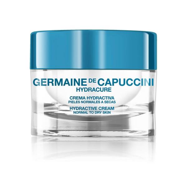 Hydracure Hydrating Cream Normal To Dry Skin Drėkinamasis kremas, 50ml