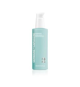 Germaine de Capuccini Purexpert Refiner Essence Oily Skin Exfoliating Fluid Šveičiamasis odos fluidas, 200ml | inbeauty.lt