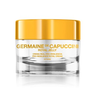 Germaine de Capuccini Royal Jelly Pre-Resilience Royal Cream Extreme Veido kremas itin sausai odai, 50ml | inbeauty.lt