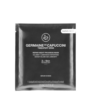 Germaine de Capuccini Timexpert SRNS Repair Night Progress Mask Atkuriamoji veido kaukė, 1vnt | inbeauty.lt