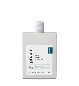 Grüum Bård Beard Shampoo Barzdos šampūnas, 120ml | inbeauty.lt