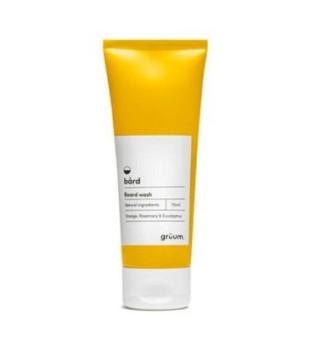 Grüum Bård Beard Wash Barzdos šampūnas, 75ml   inbeauty.lt