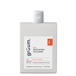 Kóri Exfoliating Face Wash Šveičiamasis veido prausiklis, 120ml