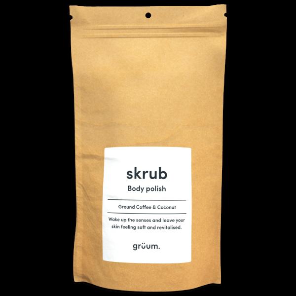 Skrub Body Polish Original Coffee Kūno šveitiklis, 100g