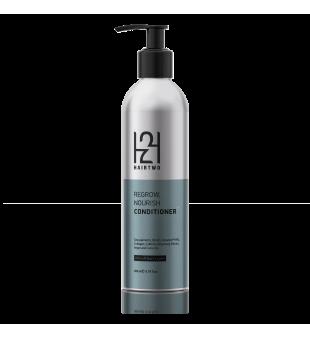 HAIRTWO Regrow, Nourish Conditioner Intensyviai drėkinantis plaukų kondicionierius, 200ml   inbeauty.lt