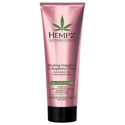 Blushing Grapefruit & Raspberry Creme Preserving Shampoo Plaukų spalvą saugantis šampūnas, 265ml