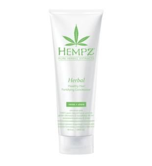 HEMPZ Herbal Healthy Hair Fortifying Conditioner Plaukus stiprinantis kondicionierius, 265ml | inbeauty.lt