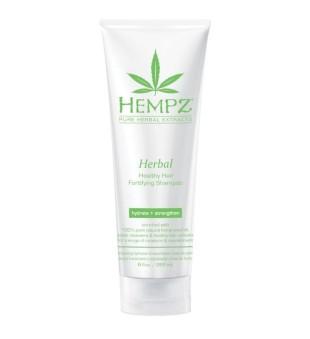 HEMPZ Herbal Healthy Hair Fortifying Shampoo Plaukus stiprinantis šampūnas, 265ml | inbeauty.lt