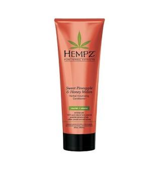 HEMPZ Sweet Pineapple & Honey Melon Conditioner Apimties suteikiantis kondicionierius, 265ml | inbeauty.lt