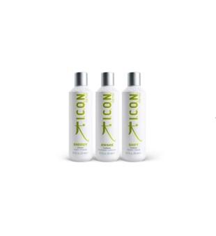 I.C.O.N. Detox Kit Detoksikuojantis plaukų priežiūros rinkinys, 1vnt | inbeauty.lt