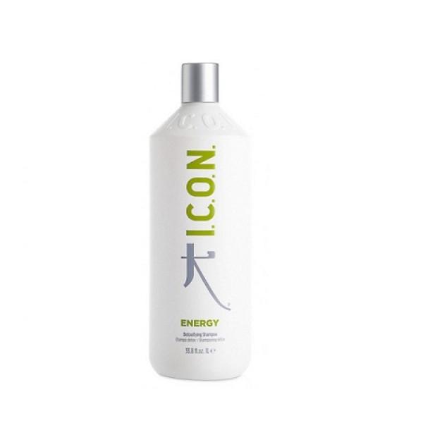 Energy Detoxifying Shampoo Giliai valantis šampūnas, 1000ml