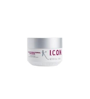 I.C.O.N. Transformational Infusion Hydrating Remedy Maitinanti plaukų kaukė, 250ml   inbeauty.lt