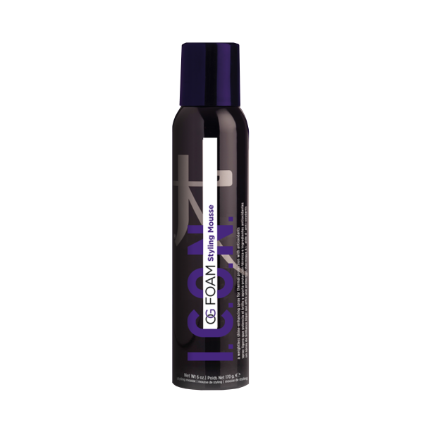 OG Foam Styling Mousse Formavimo putos, 170 g