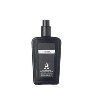 I.C.O.N. Mr. A Pre-Shave And Beard Oil Paruošiamasis aliejus skutimuisi ir barzdos priežiūrai, 100 ml   inbeauty.lt