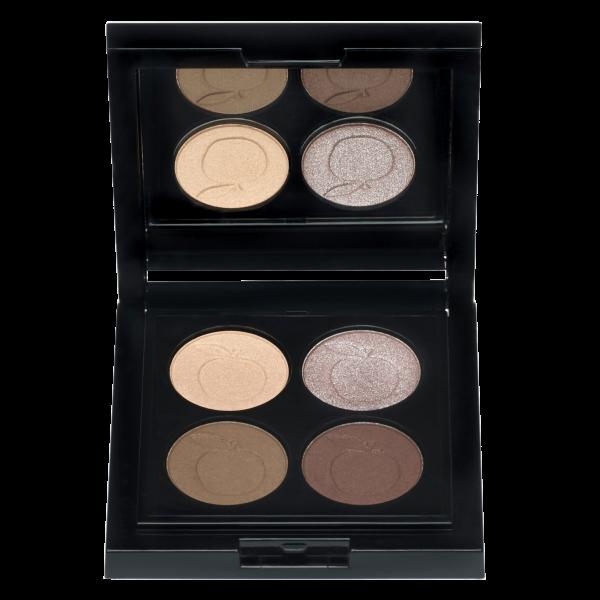 Eyeshadow Pallette 4-ių spalvų akių šešėlių paletė, 4g