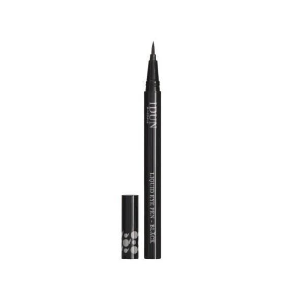 Liquid Eyeliner Black Akių apvadas, 0.6ml