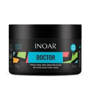 Inoar Doctor Reconstruction Mask Atkuriamoji plaukų kaukė, 250g | inbeauty.lt