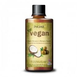 Vegan Shampoo Veganiškas šampūnas su augaliniais ingredientais 300ml