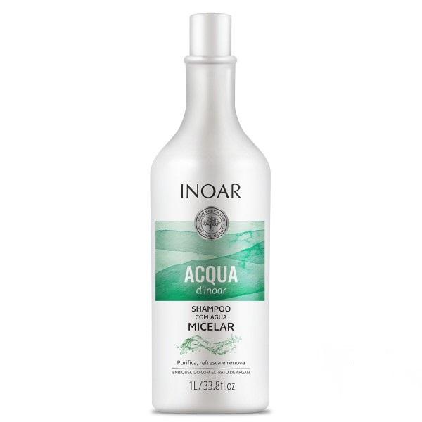 Aqua Micelar Shampoo Valomasis plaukų šampūnas, 1000ml