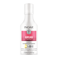 Argan Infusion Loss Control Shampoo Šampūnas, stabdantis plaukų slinkimą, 250ml