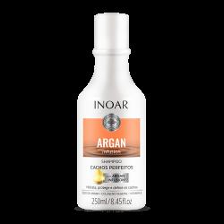 Argan Infusion Perfect Curls Shampoo Šampūnas garbanoms, 250ml