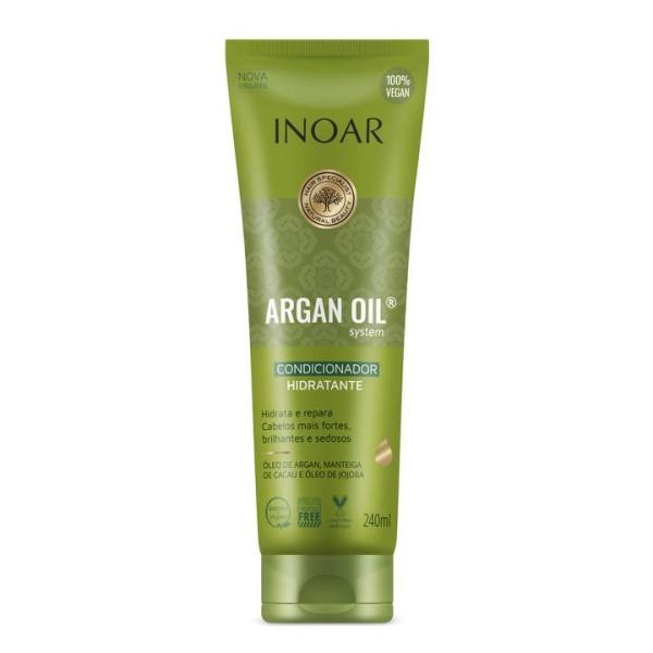 Argan Oil Sausų-pažeistų plaukų kondicionierius, 240 ml