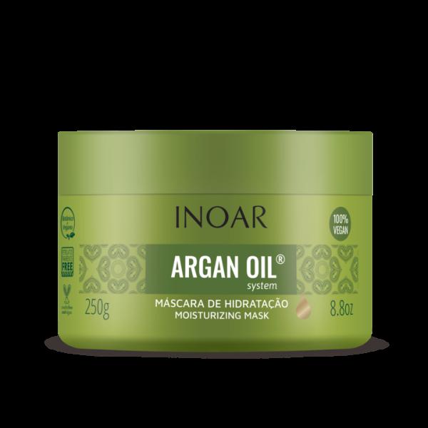 Argan Oil Mask Sausų-pažeistų plaukų kaukė, 250 g