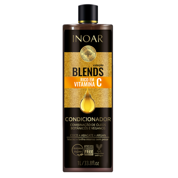 Blends Conditioner Kondicionerius su vitaminu C, 1000ml