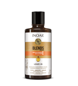 Blends Leave-In Nenuplaunamas balzamas su vitaminu C, 300ml