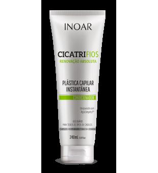 Inoar Cicatrifios Conditioner Plaukų struktūrą atkuriantis kondicionierius, 240ml | inbeauty.lt