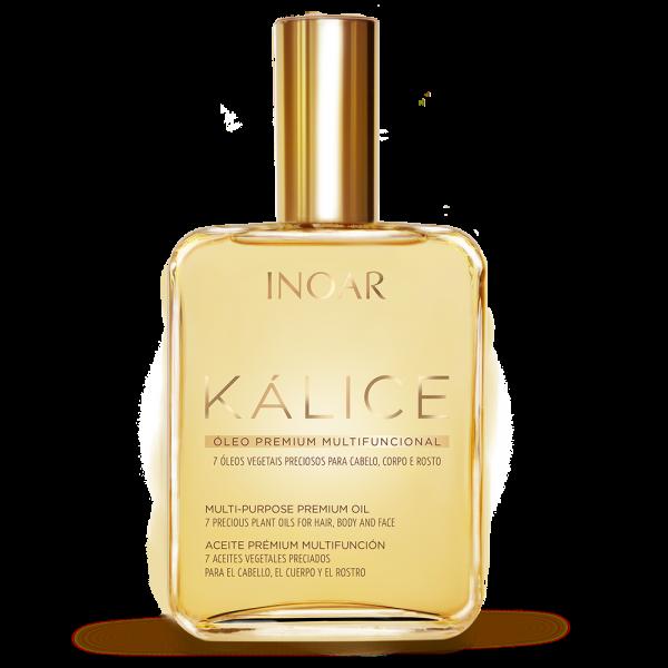 Daugiafunkcis plaukų aliejus – Kalice, 100 ml
