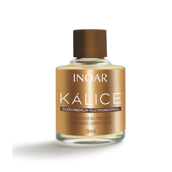 Daugiafunkcis plaukų aliejus – Kalice, 8 ml