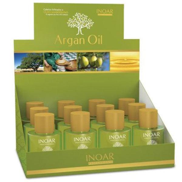 Argan Oil Argano aliejus plaukams, 12×7 ml