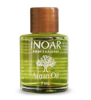 Inoar Argan Oil Argano aliejus plaukams, 7 ml | inbeauty.lt