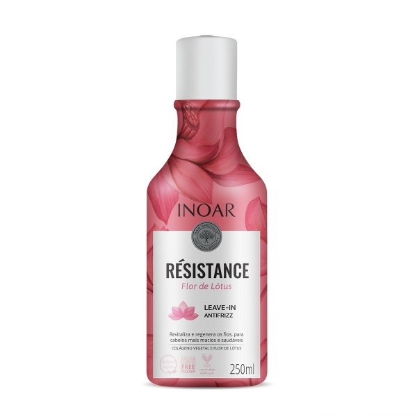 Resistance Flor de Lotus Leave-In Antifrizz Nenuplaunamas kondicionierius, 250ml