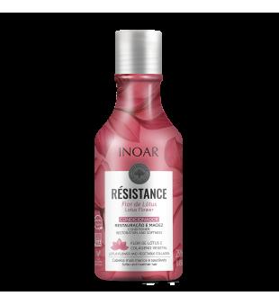 Inoar Resistance Flor de Lotus Conditioner Plaukus drėkinantis kondicionierius, 250ml | inbeauty.lt
