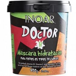 Giliai drėkinanti plaukų kaukė Doctor Mask Hidration, 450 g