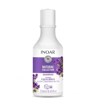 Inoar Lavanda Equilibrio Shampoo Plaukų augimą skatinantis šampūnas, 250ml | inbeauty.lt