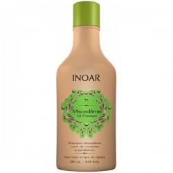 Maitinamasis-stiprinamasis plaukų šampūnas Macadamia Oil, 250 ml