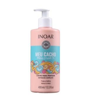 Inoar Meu Cacho Meu Crush Conditioner Kondicionierius garbanotiems plaukams, 400ml | inbeauty.lt