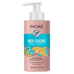 Meu Cacho Meu Crush Pre-Shampoo Paruošiamasis šampūnas, 400ml