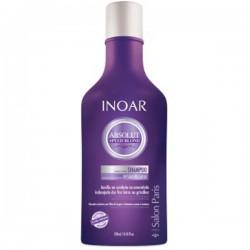 Pilkinantis, spalvą koreguojantis plaukų šampūnas Speed Blond, 250 ml