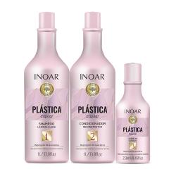 Plastica Capilar Kit Plaukų priežiūros rinkinys su keratinu ir kolagenu, 1vnt.