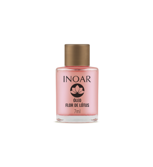Inoar Resistance Flor de Lotus Oil Regeneruojantis aliejus plaukams, 7ml | inbeauty.lt